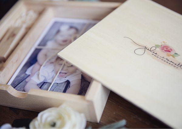 Wooden Print & USB Box